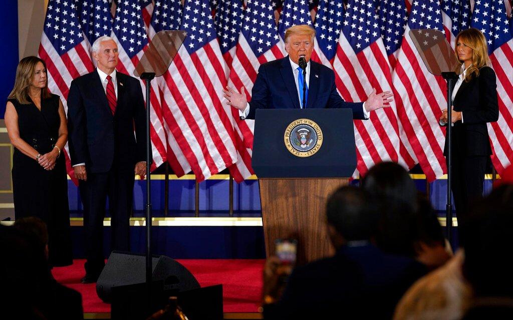 """车宏年:从美国大选谈川普与孙中山两位总统的""""不服输"""""""