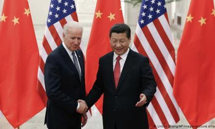 张杰:拜登将中国视为最危险的对手