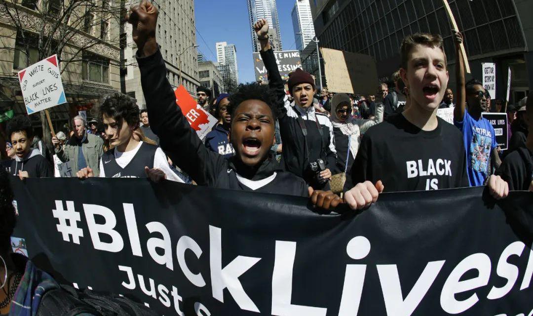 胡平:美国警察对黑人特别暴力吗?