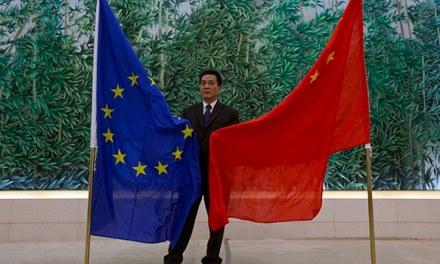 【自由亚洲】不满中国反制裁 欧中投资协定审议被叫停