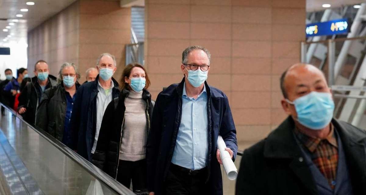 科学家们呼吁对新冠病毒进行全面调查的第三封公开信