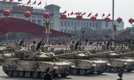 张杰:中共外交为何越走路越窄?