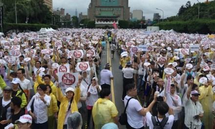 【美国之音】中共势力威胁台湾新闻自由,台湾政府开始反击