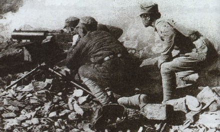王奉昌:武汉会战中的二十九军和王缵绪上将