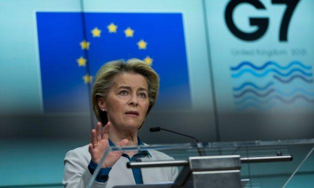 【VOA】欧盟、七国集团领导人支持美国重新调查新冠病毒源头的要求