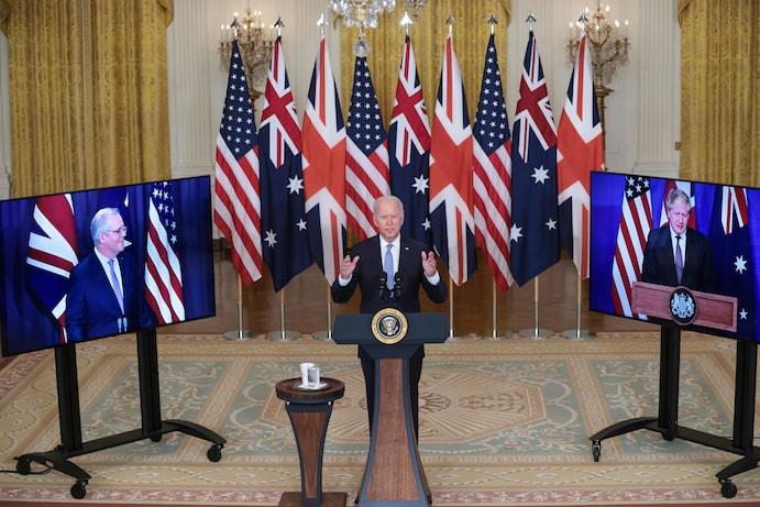应对中国威胁的新美国联盟——以及美军的自满