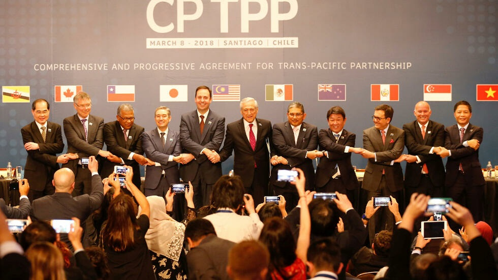 【RFI】中国正式申请加入 CPTPP 应对美国对华经济脱钩