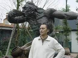 晓明:从老作家铁流先生的塑像谈起
