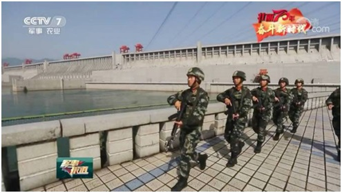 王维洛:罗昌平、长津湖和三峡大坝工程