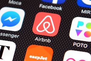 Trafic site web Airbnb