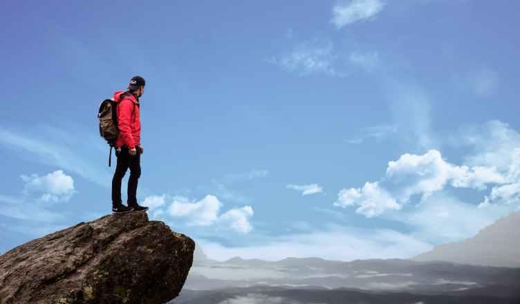 """La importancia de la fase de """"búsqueda"""" de un viaje."""