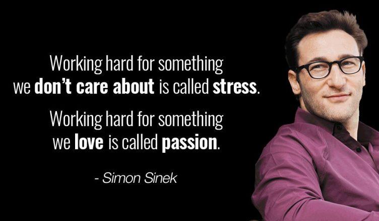 Empieza con el por qué, cómo los grandes líderes motivan a actuar de Simon Sinek