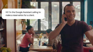 Google lanza Duplex como asistente de reservas de restaurantes en EE.UU