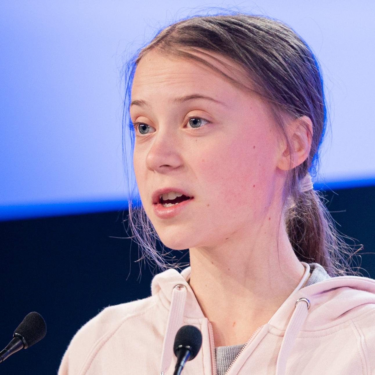 Climate-activist