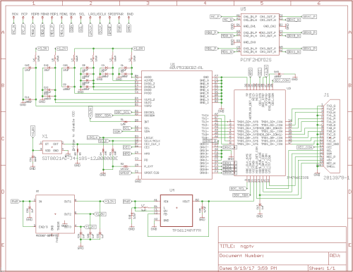 small resolution of a couple of big problems quickly came up that made this design infeasible