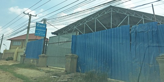 Grand Phnom Penh  | Warehouse For Rent