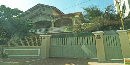 Boeng Kak 1 | Villa For Rent Near TK Avenue