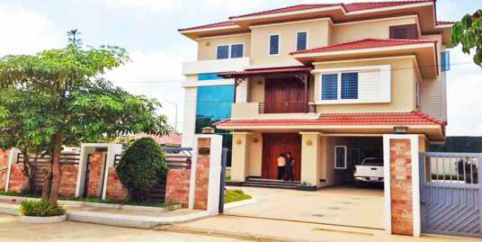Phnom Penh Sports Club | Villa For Sale