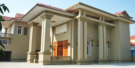 Near Borey Piphup Thmey |  Villa 7bedroom For Sale