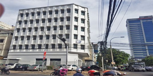 Phnom Penh Tower| White Building For Rent