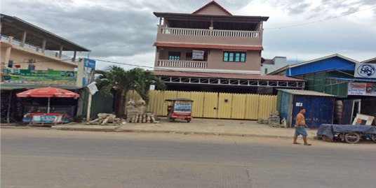 Phnom Penh Thmey| House For Rent