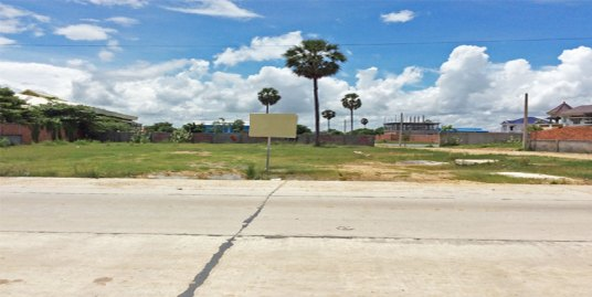 Phnom Penh Thmey| Land For Sale