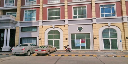 Koh Pich| 2 Flat House For Rent