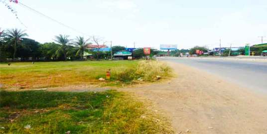 National Rd 6 | Land For Sale 35km fr Phnom Penh