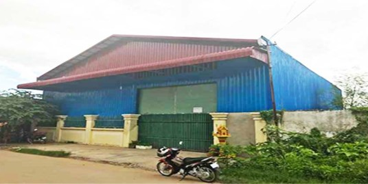 S-LD080386-VS | Mean Chey phum trea 400sqm $1,075.sqm $430K