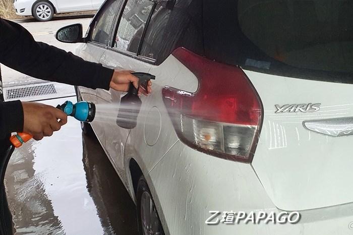 新竹汽車鍍膜推薦〡洗來登汽車美容中心 全車鍍膜 新車GS氟素鍍膜施工 幫您將愛車穿上隱形的防護裝