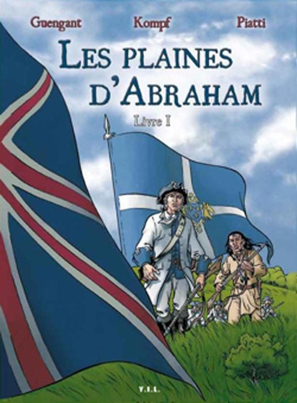 Les Plaines d'Abraham Livre I