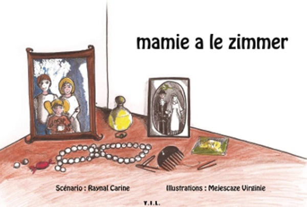 Mamie a le zimmer