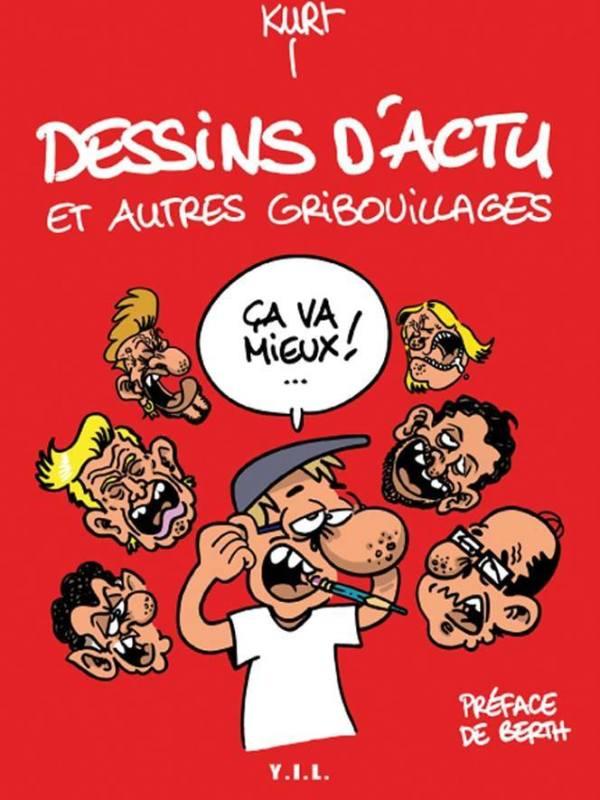 DESSINS D'ACTU et autres Gribouillages