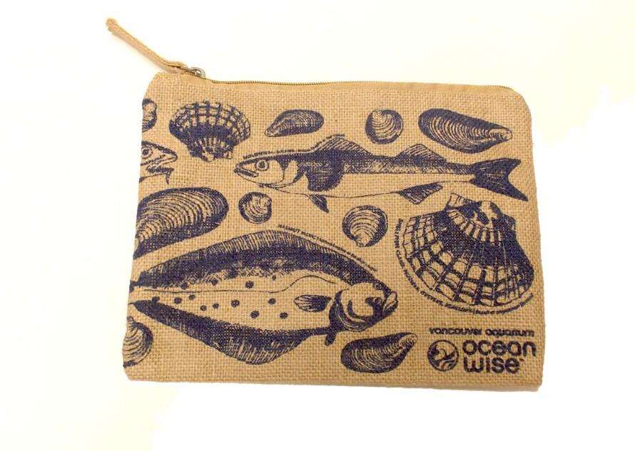 Ocean Wise pouch