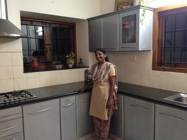 kitchen design bangalore farm sinks page 4 of ideas decor tips star subhashini komeswaran s 9 x 11 open