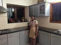 Kitchen Star  Subhashini Komeswarans 9 x 11 Open kitchen ...