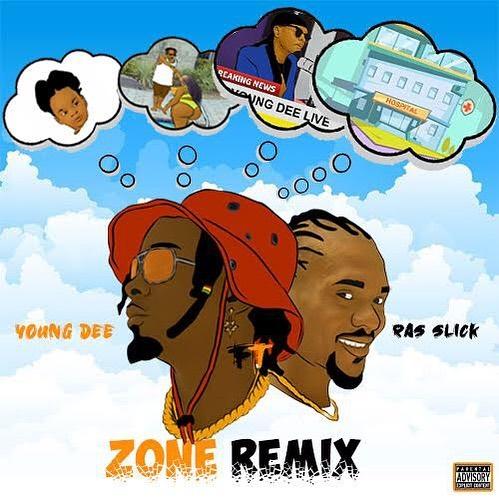 Download Audio: Young Dee Ft Ras Slick – Zone Remix