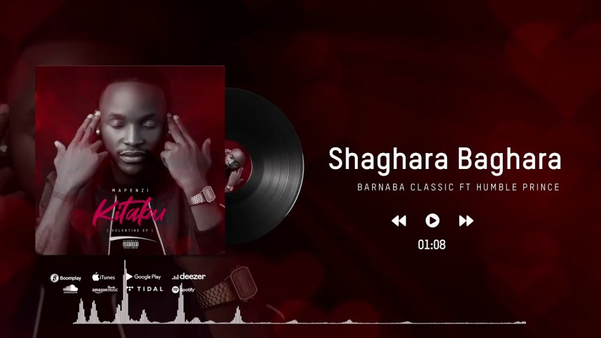 Download Audio: Barnaba Ft Humble Prince – Shaghala Baghala