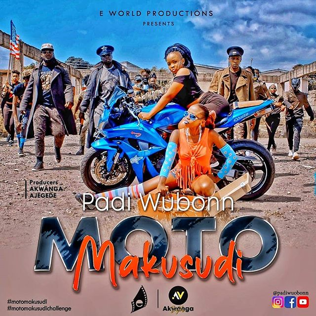 Download Audio: Padi Wubonn – MOTO MAKUSUDI
