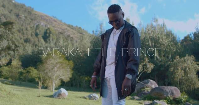 VIDEO: Barakah The Prince – Nimekoma