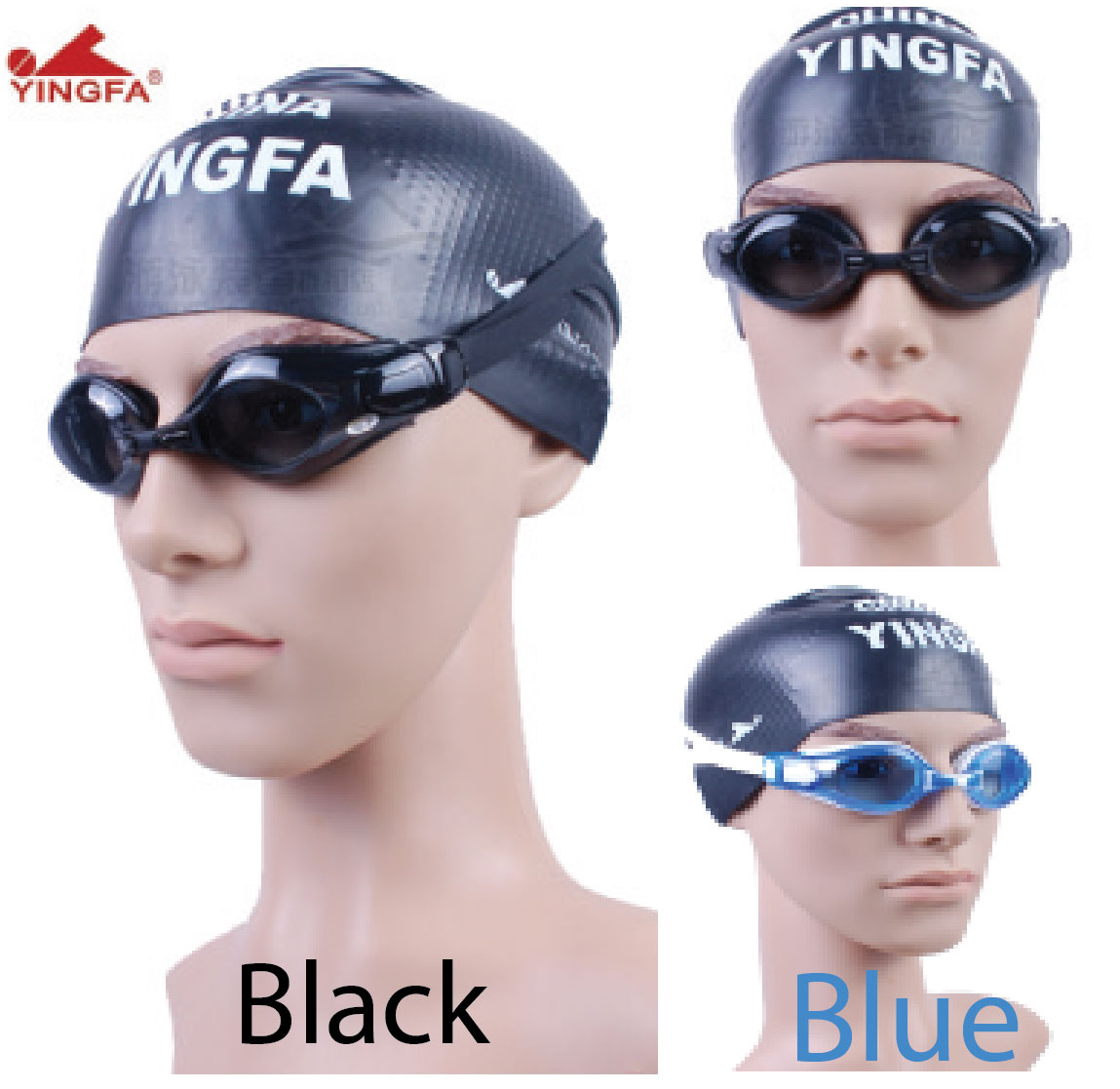 0507b51103 Yingfa OK3800 prescription swimming goggles for nearsighted ...