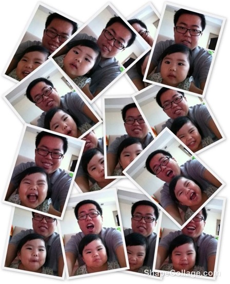 Father and Daughter Camwhore