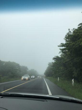 Less foggy