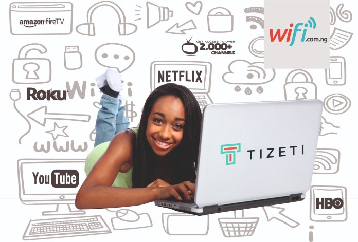 Tizeti announces upgrade of core network infrastructure capacity to 100Gbps