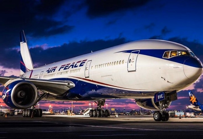 Air Peace becomes the first african airline to operate E2 aircraft model