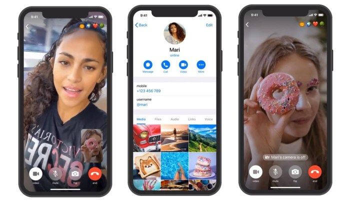 Telegram Launches video calls for android and iOS users