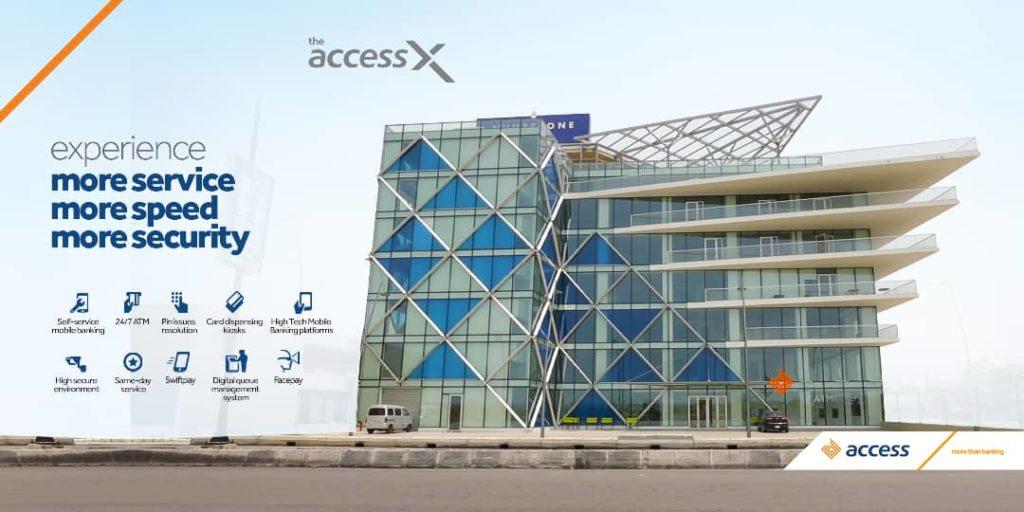 Access Bank unveils AccessX