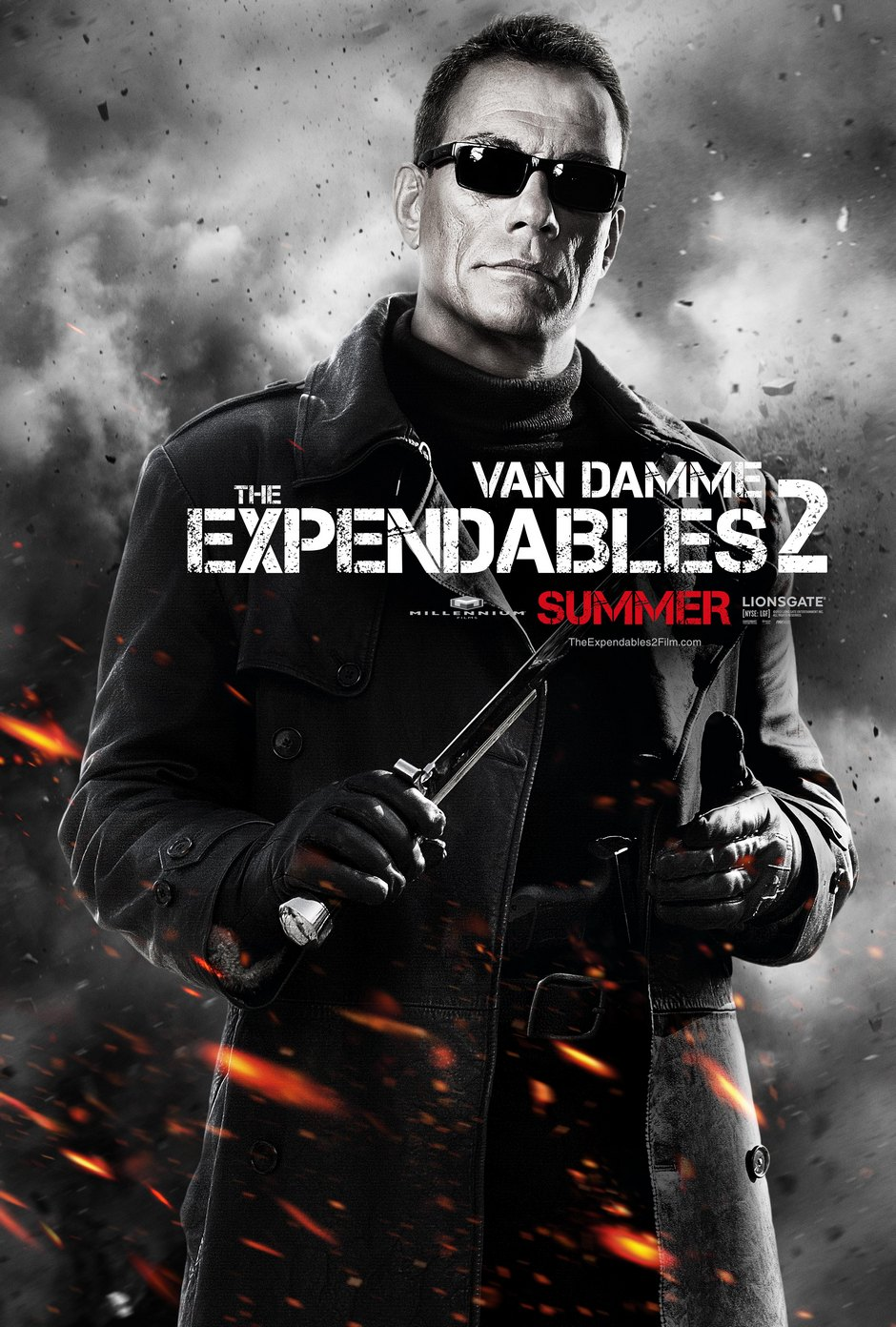 《轟天猛將2》( The Expendables 2) // 老餅自high – 葉七城的人生音像城