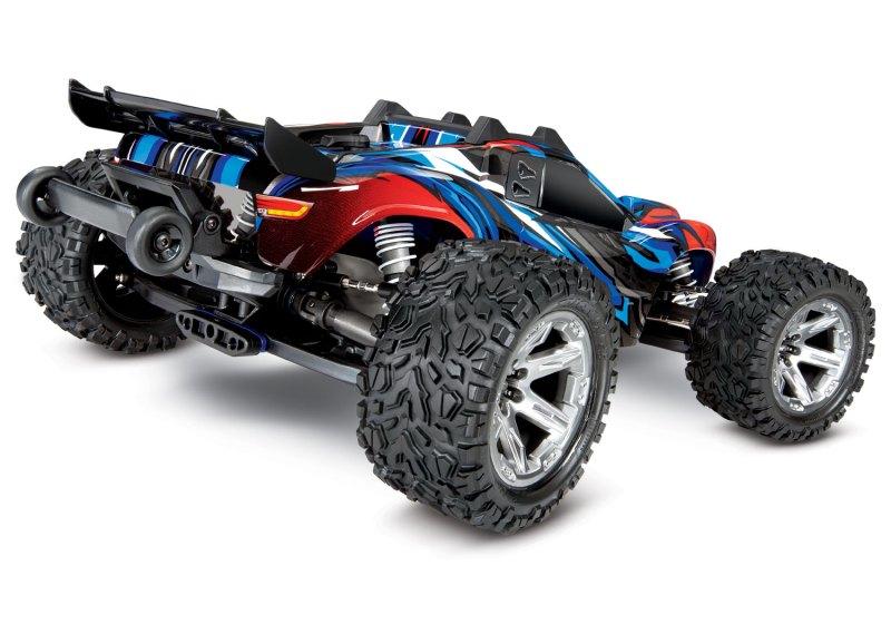 67076-4-Rustler-4x4-VXL-3qtr-Rear-BLUE