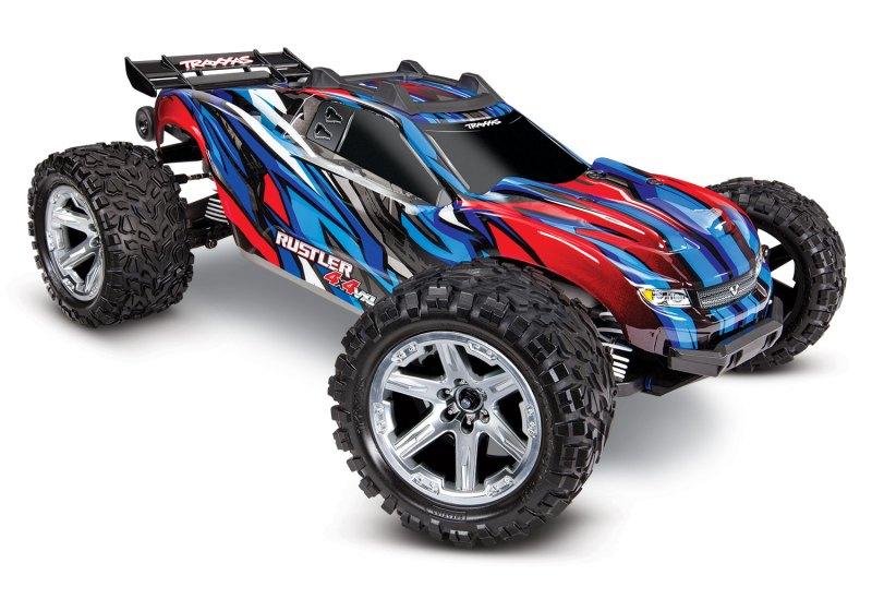 67076-4-Rustler-4x4-VXL-3qtr-front-BLUE